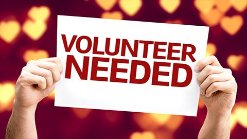 Volunteer Needed