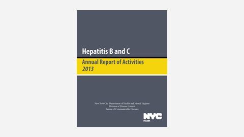 Hep B and C Activities Report