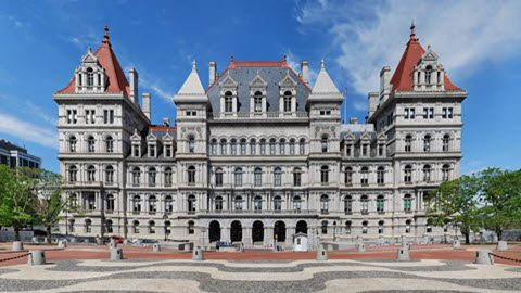 NYS Capitol Albany New York featured