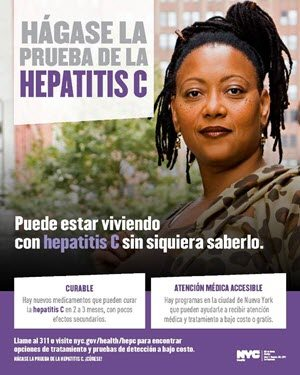 Hep C Campaign - Spanish