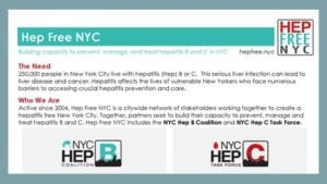 Hep Free NYC One Pager PDF