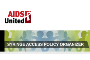 AIDS United Syringe Policy Organizer