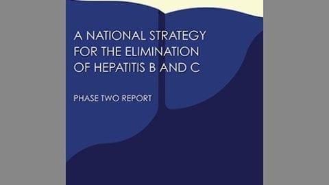 National Strategy for the Elimination of Hepatitis B and C