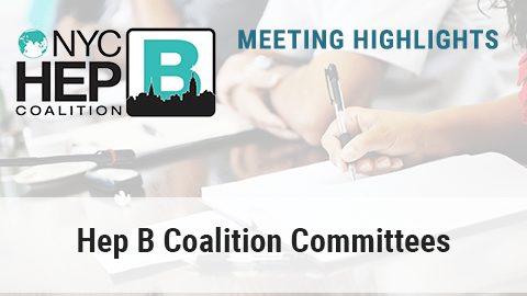 Hep C Task Force Meeting Highlights | 6-27-18 - Hep Free NYC