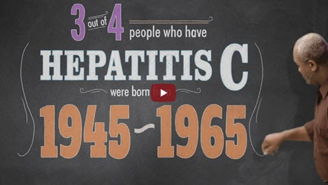 Video - Hepatitis C 101 in 60 seconds